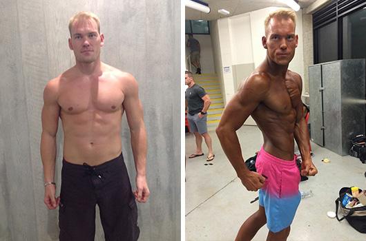Petr štajnc Body Transformation