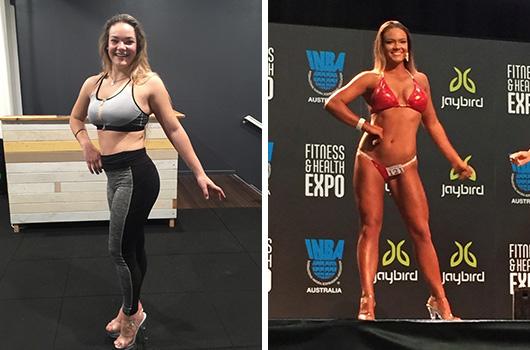 Nikki Kramer Body Transformation