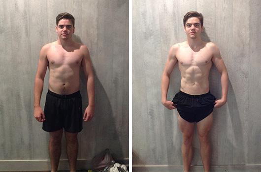 Glen Lamb Body Transformation