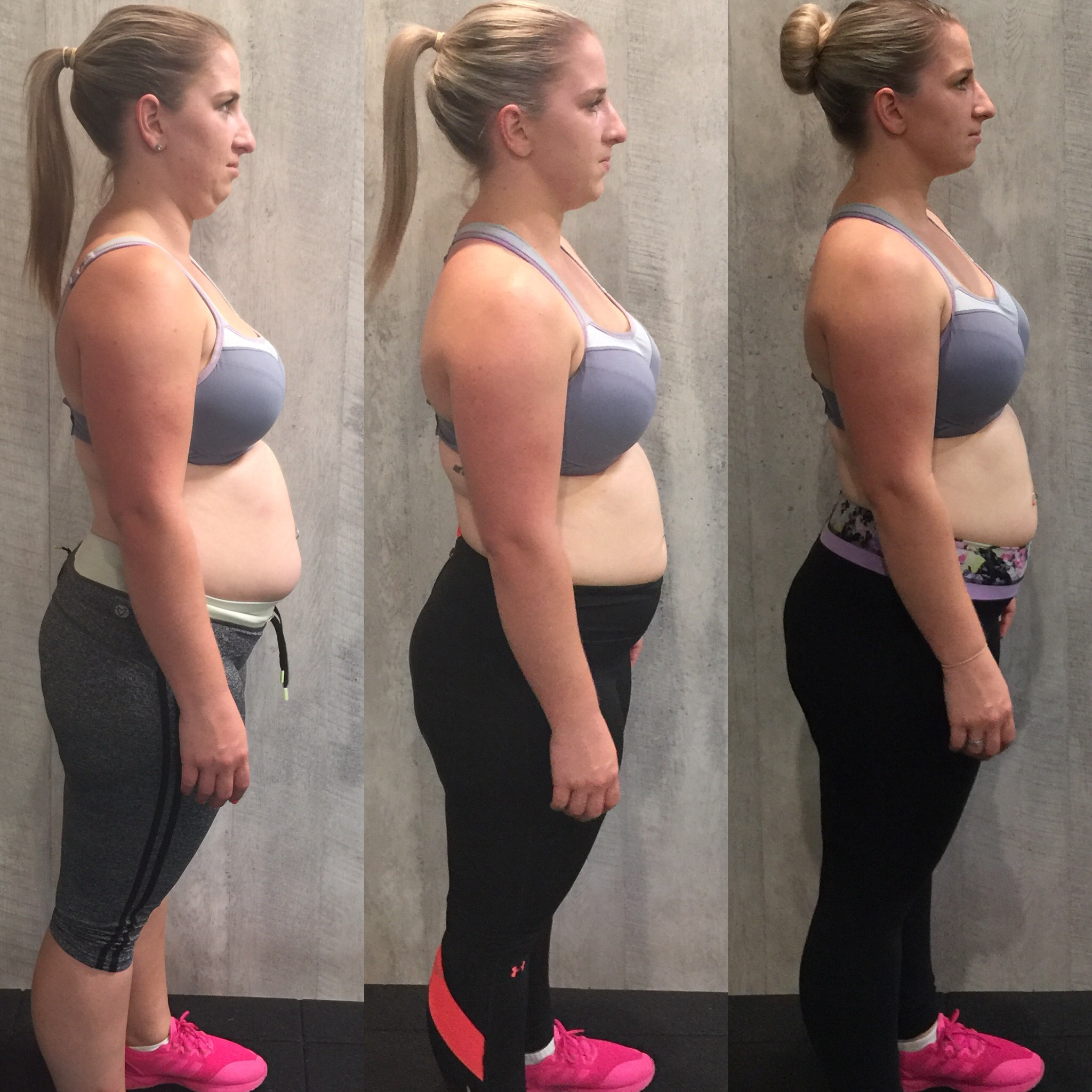 Courtnay Howard Body Transformation