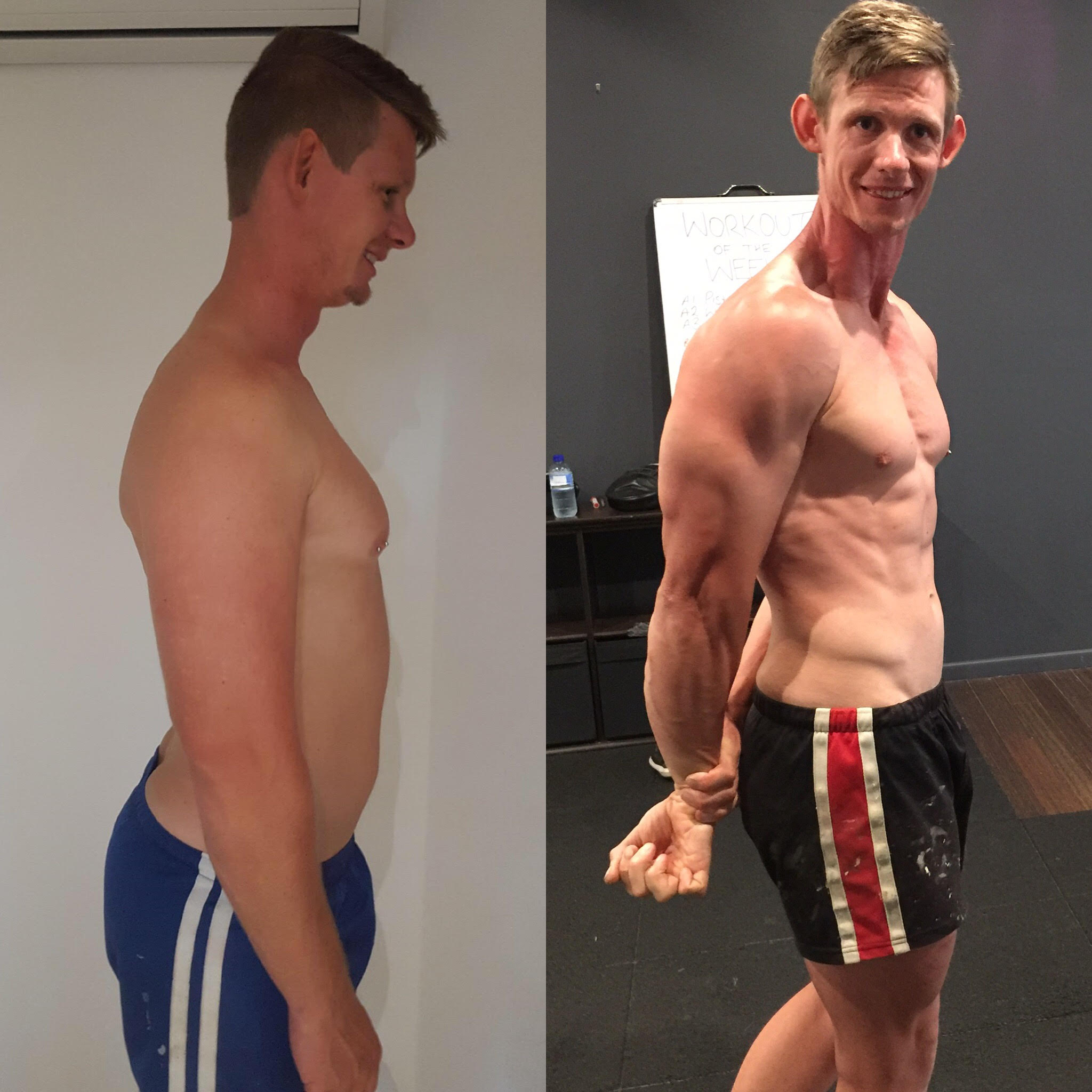 Christopher Muller Body Transformation