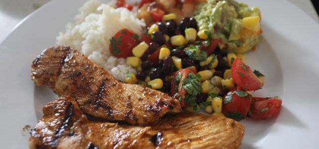 Macro-Friendly Burrito Bowls