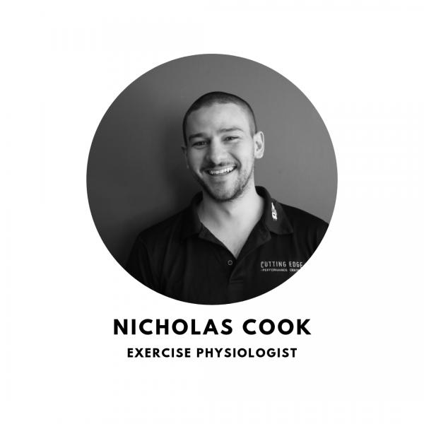NICHOLAS COOK EP