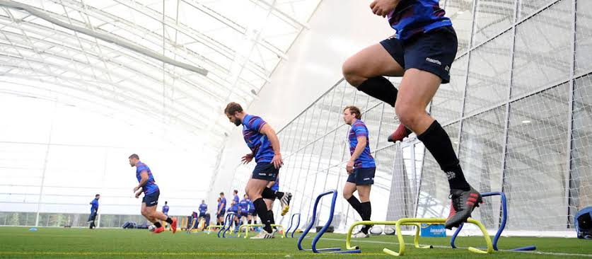 Power Training for Rugby